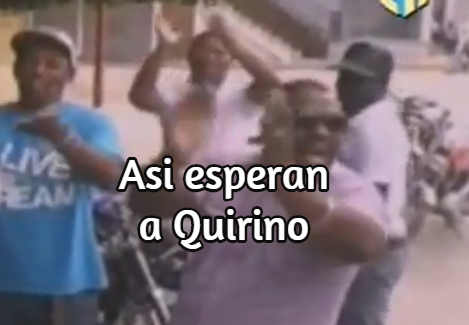 qp Video   Asi esperan a Quirino en Elías Piña