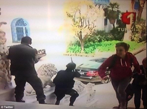 tunez Al menos ocho muertos tras ataque terrorista en Túnez