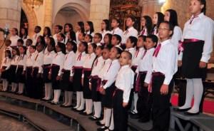 foto3 770x472 Celebran tradicional concierto de viernes santo [RD]