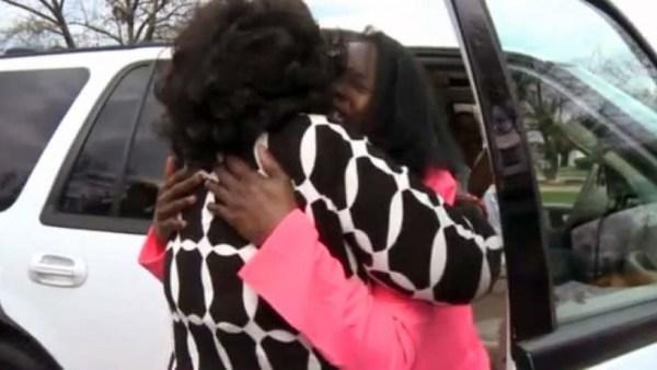 image197 Una mujer recupera a su hija 49 años después de darla por muerta