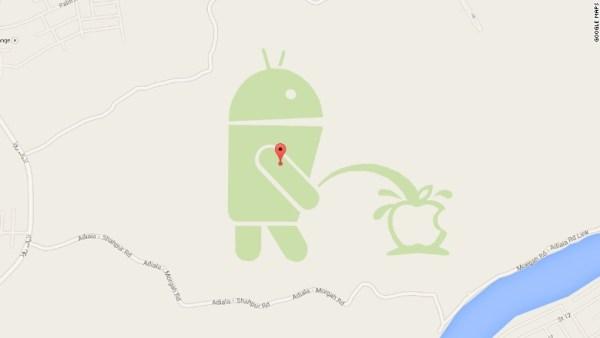 image544 Google se disculpa por Android orinando sobre logo Apple
