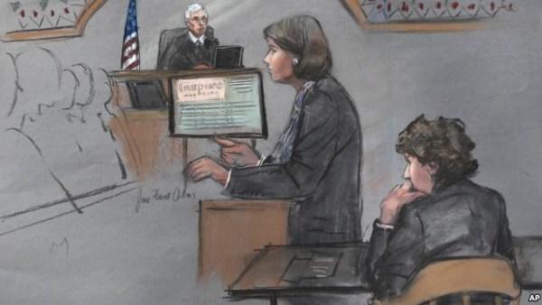 image98 Jurado acuerda veredicto en el atentado al Maratón de Boston
