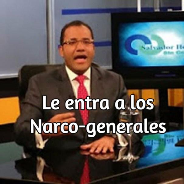 narco gererales Titua! Salvador Holguin le entra a los narcogenerales!