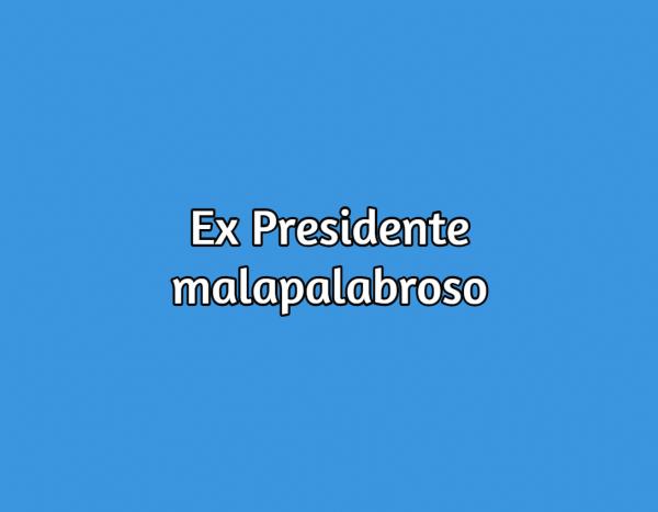 shareasimage Video   Cuando expresidente Mejía se refiere a la comunidad gay