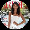 sosa Top model dominicana en portada de revista gringa