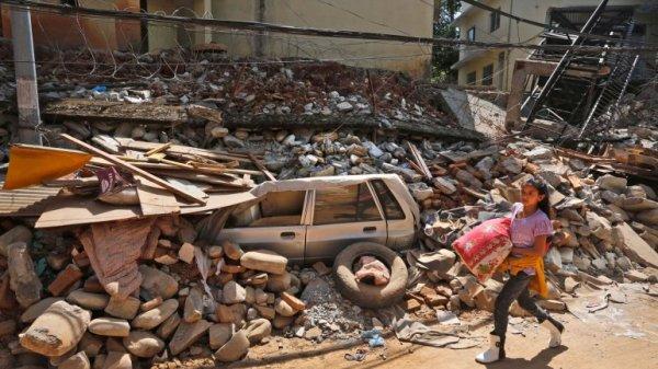 0012626201 Al menos 70,000 niños necesitan ayuda urgente en Nepal