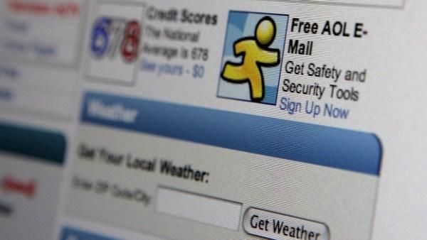 aol internet Internet via AOL en pleno 2015