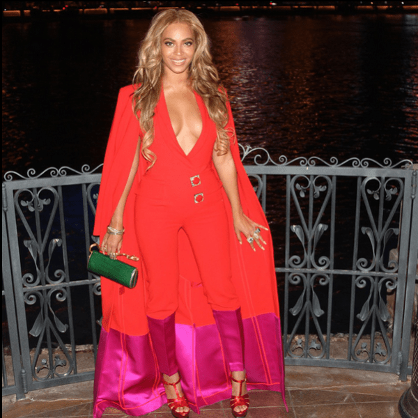 bey1 Mas fotos de Beyonce en pelea #MayPac