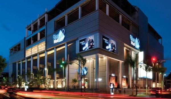 Blue-Mall