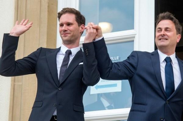 cbf9a16e4e32cfc789eda397f827901b 620x412 Fokiuse de Luxemburgo se casa con su pareja gay