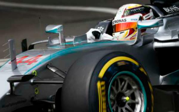 ha Hamilton se lleva la pole en Monaco