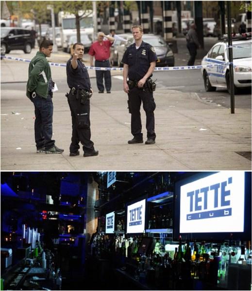 image224 Persiguen hombre asesinó dominicano frente a discoteca Alto Manhattan