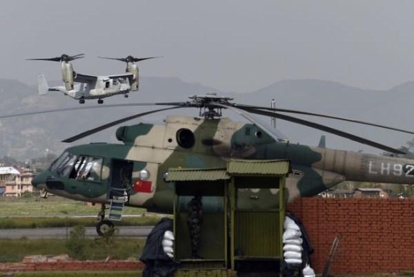 image338 Nepal: Encuentran tres cuerpos junto a helicóptero de EEUU