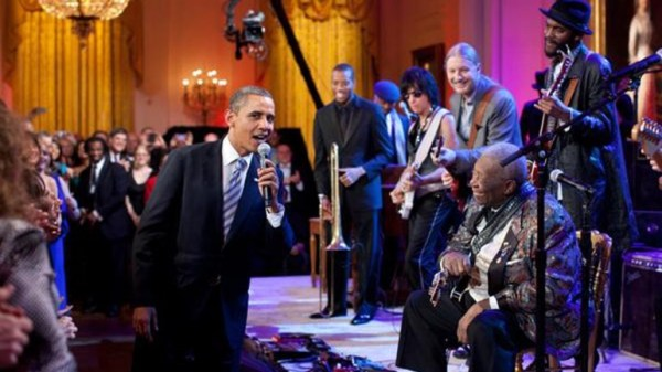 image351 Obama despide a BB King con emotivo mensaje