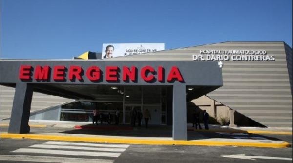 image383 Afirman que quien construyó hospital Darío Contreras no sabía de eso