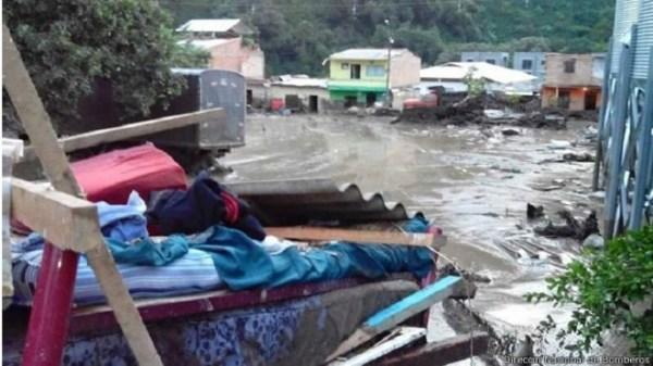 image391 Al menos 30 muertos por avalancha en Colombia