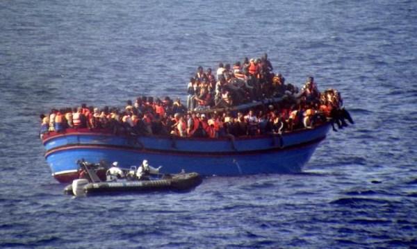 image44 Mueren decenas de inmigrantes en el Mediterráneo