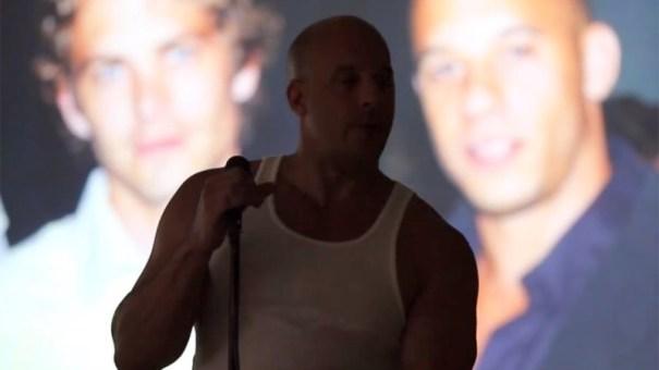 img 8829 Vin Diesel rinde tributo musical a Paul Walker