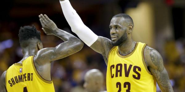 lebron NBA   Cleveland vence a Atlanta y pasan a la final