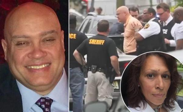 390 neptune 0617 Policía de Nueva Jersey mata ex mujer delante de la hija de siete años