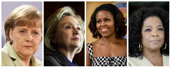 collageaaa Las mujeres más poderosas del mundo, según Forbes