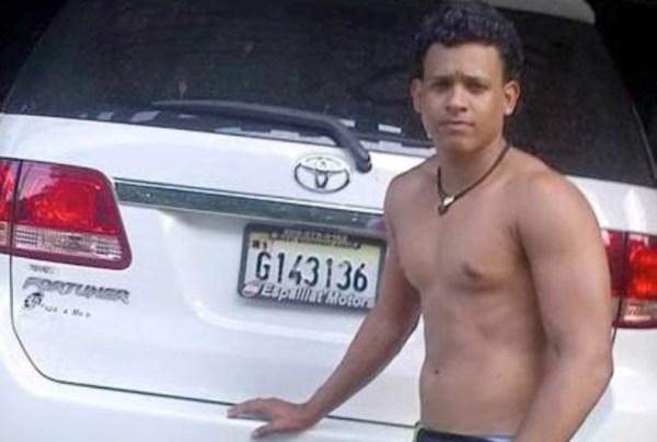 Vinicio Ventura (Junior), uno de los occisos