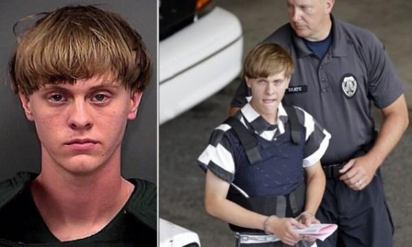 image303 Autor de la masacre en Charleston es un racista confeso
