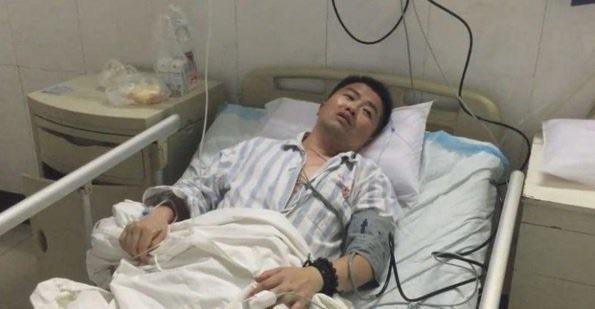 image38 Naufragio en China: No sabe nadar pero sobrevivió diez horas en el agua