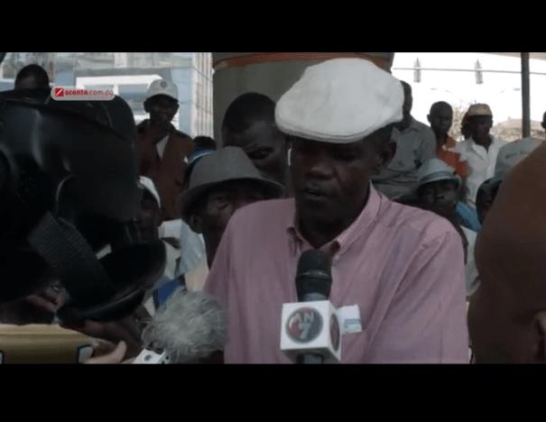 img 9882 Video   Inmigrantes desesperados intentan regularizar su estancia en RD
