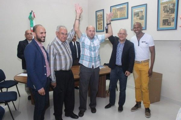 jr Eligen a nuevo presidente de Acroarte
