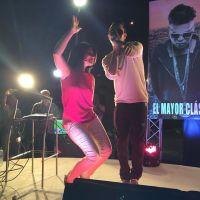 alicia FOTO   Alicia Ortega bailando con Mozart La Para