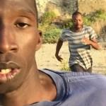 abdou diouf ¡El juidero de un inmigrante africano!