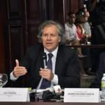 Secretario OEA afirma RD es un Estado libre y soberano