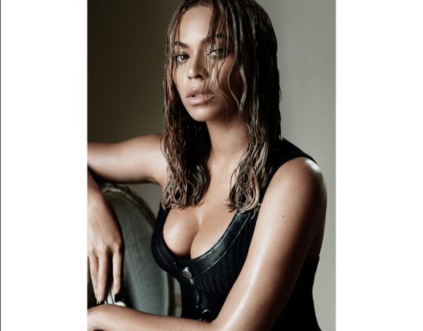 bey1 Doña Beyonce en vestido transparente (fui fuiu)