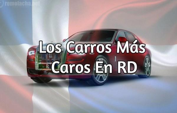 shareasimage4 Conoce los carros más caros del mundo y quienes los tienen en RD