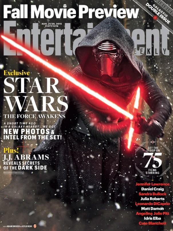 star Nueva imágen de Star Wars: El Despertar de la Fuerza