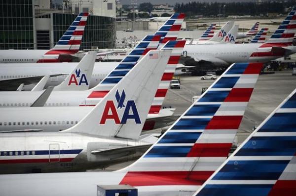 american airlines American Airlines suspende varios vuelos en EEUU