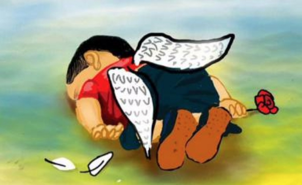 aylan kurdi El dolor del padre niño ahogado en Turquía
