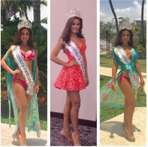 clrarissa Preview: Sesión de fotos de Clarissa Molina, Miss RD 2015