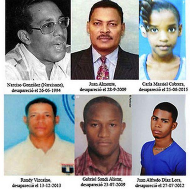 desaparecidos Lista de desaparecidos en RD