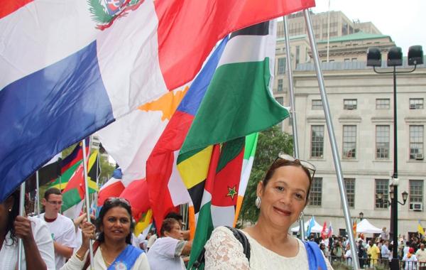 desfile brooklyn El Desfile de las Antillas en Brooklyn
