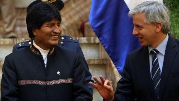 evo morales EEUU investiga por narcotráfico al círculo presidente boliviano