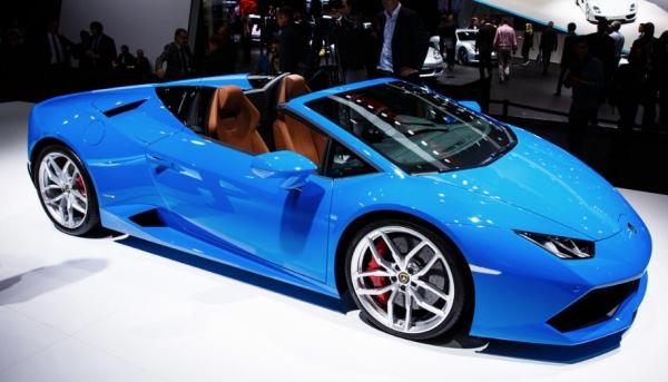 lamborghini huracan FOTOS – El nuevo maquinón de Lamborghini
