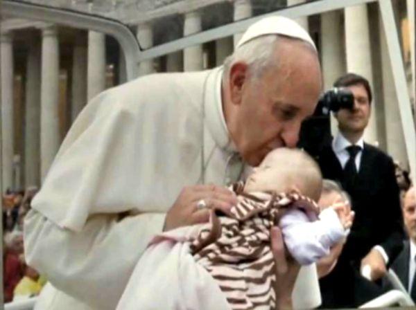 Milagro del papa