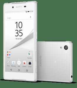 xp Sony presenta nuevos celulares. Chequea...