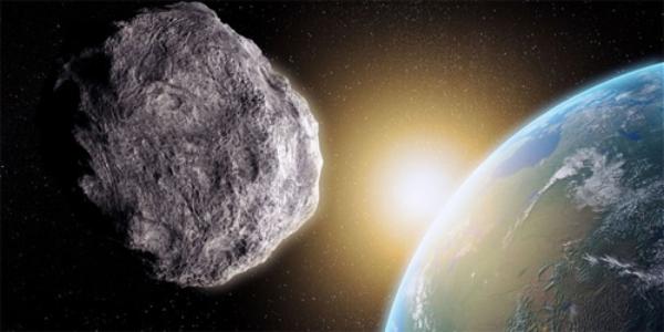 2195526 Asteroide rozará mañana la Tierra