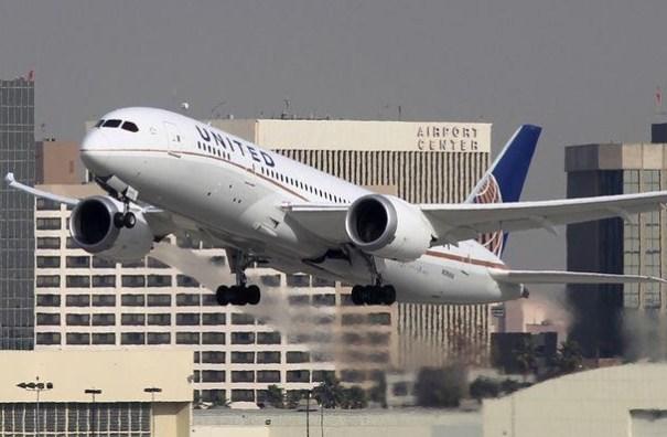 copiloto sufre una sirimba en pleno vuelo Copiloto sufre una sirimba en pleno vuelo