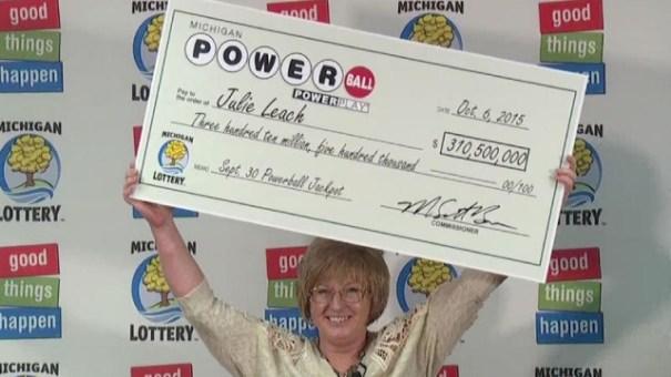 donita gana us3105 millones del powerball ee uu Doñita gana US$310,5 millones del Powerball [EE.UU.]