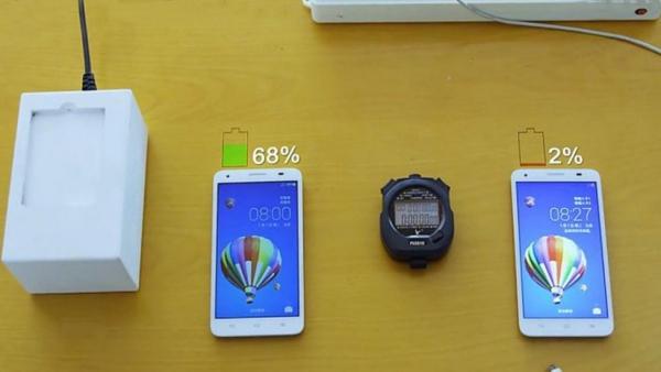 huawei Desarrollan super batería para celulares