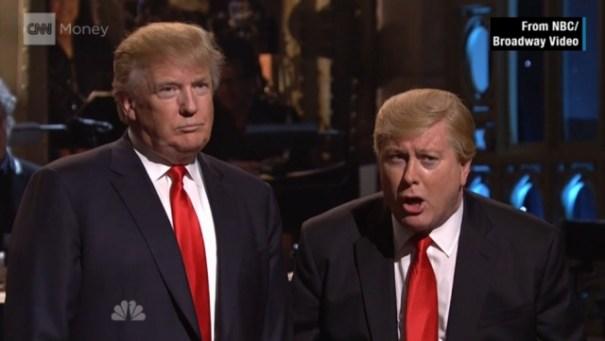trump saturday night live NBC dice no se disculpará con hispanos